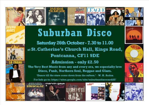 suburban disco Oct26